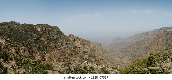 Mountain Safa of Taif, Saudi Arabia