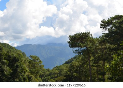Mountain Sagada overview