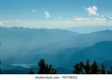 Mountain scenery 2