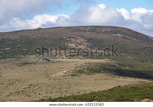 Mountain scenery from Bulgaria