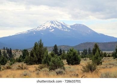 Mountain Shasta in California, USA