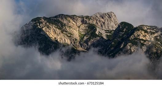 Mountain top, Kamnik-Savinja alps