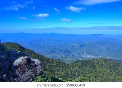 Mountain Top Views from above