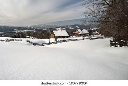 The Mountain Trail Grabowa - Kotarz in Poland