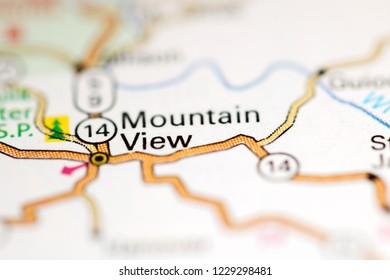Arkansas Map Stock Photos Images Photography Shutterstock