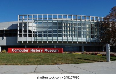 MOUNTAIN VIEW, CA --CIRCA NOV 2013-- The Computer History Museum (CHM) was established in 1996 in Mountain View, California, in the heart of Silicon Valley.