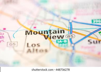 Mountain View. California. USA