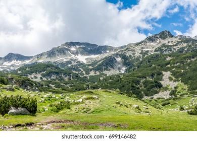 Mountain view - Pirin, Bulgaria