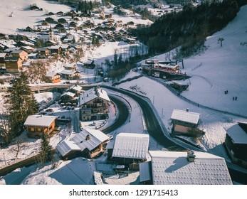 Mountain village - Arêches Beaufort
