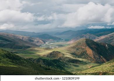 Mountain in Yunnan