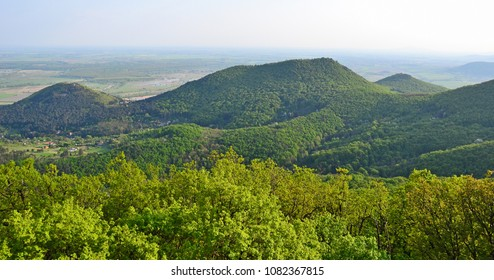 Mountain in the Zemplen, Hungary