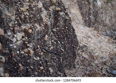 Mountain-like rock background