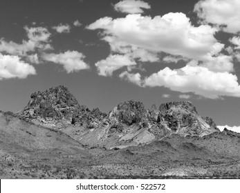 Mountains in Arizona