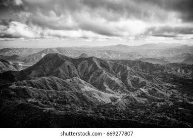 Mountains, beauty