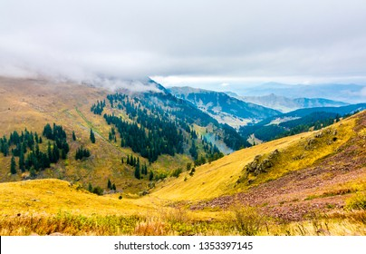 Mountains between Ardahan and Savsat