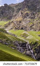 Mountains of the Caucasus, Arkhyz, Republic of Karachay-Cherkessia