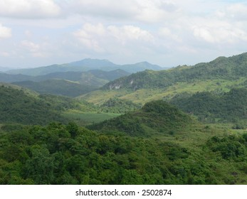 Mountains and Forests