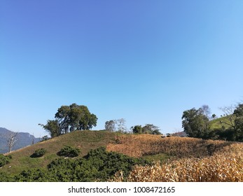 Mountains and forests in Northern Thailand