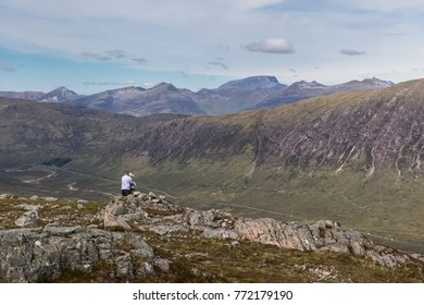 Mountains of Glen Coe, Mamores