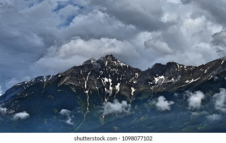 The mountains of Innsbruck