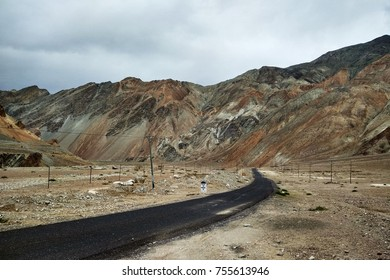 Mountains in Ladakh