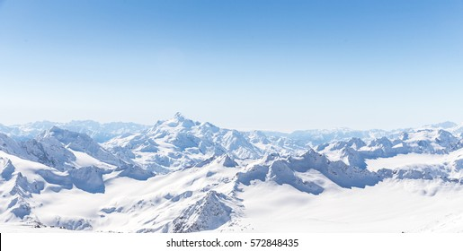 Mountains panorama
