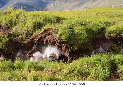 Mountains and permafrost