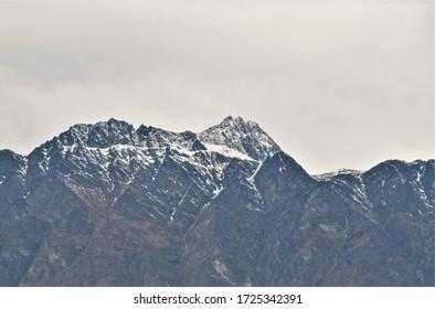 Mountains in Queenstown New Zealand