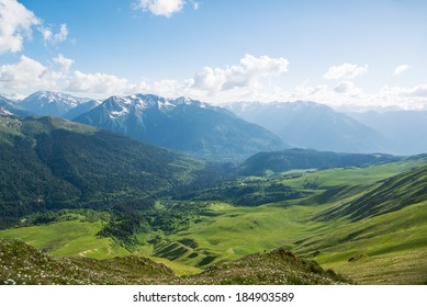 mountains  scenery