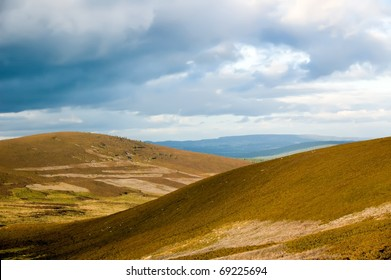 mountains of Scotland
