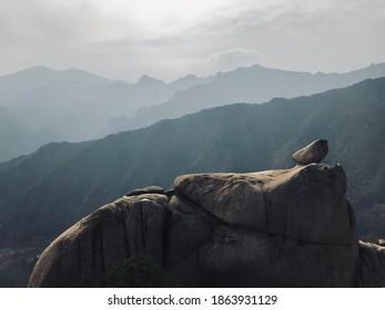 Mountains at Seoraksan National Park