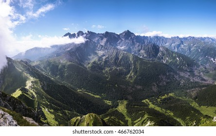 Mountains in Slovakia