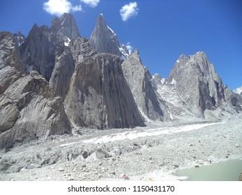 Mountains and Snow Photos