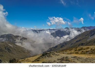 Mountains views, Venezuela, Merida state