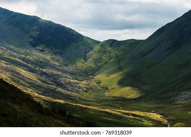 Mountains of Wales
