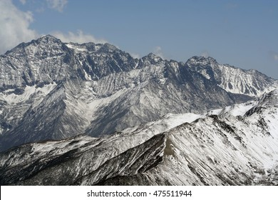 Mountains of Western Tibet