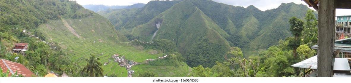 MOUNTAIN/SAGADA/PHILIPPINES/JUNE 2014: Sagada is pure nature
