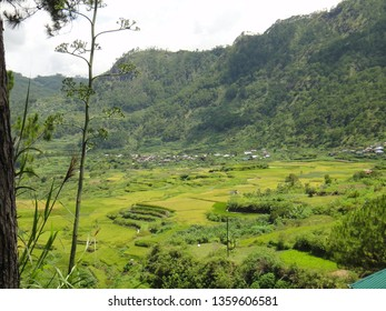 MOUNTAIN/SAGADA/PHILIPPINES/JUNE 2014: Sagada is scenic
