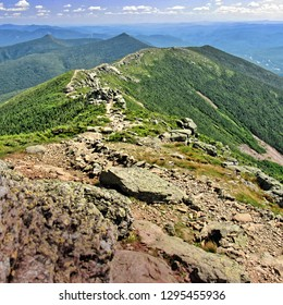 Mountaintop Trail, Franconia Notch State Park, NH