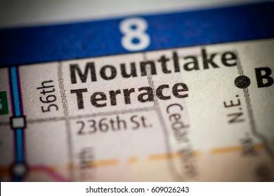 Mountlake Terrace. Washington. USA