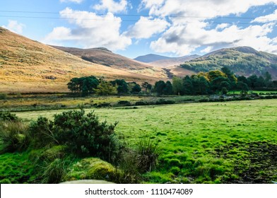 Mourne Mountains, County Down, Northern Ireland, featured in Game of Thrones