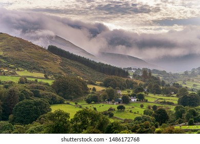 Mourne Mountains, are a granite mountain range in County Down in the south-east of Northern Ireland