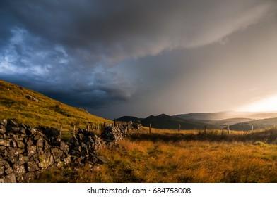 Mourne mountains, Northern Ireland