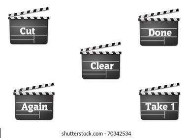 Movie boards