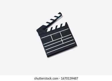 Movie shooting scene record board