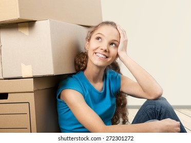 Moving House, Moving Office, Box.
