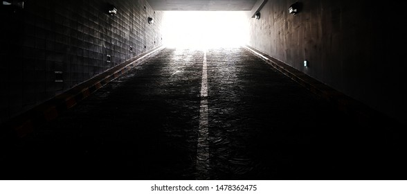 Moving out of the Dark Towards the light.
