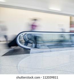 Moving Walkway Sq 3