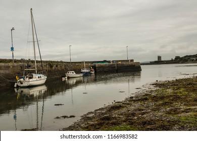 Moyarta river, Carrigaholt,County Clare Ireland, August 2018