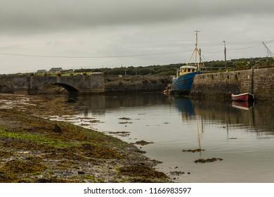 Moyarta River Carrigaholt,County Clare Ireland, August 2018